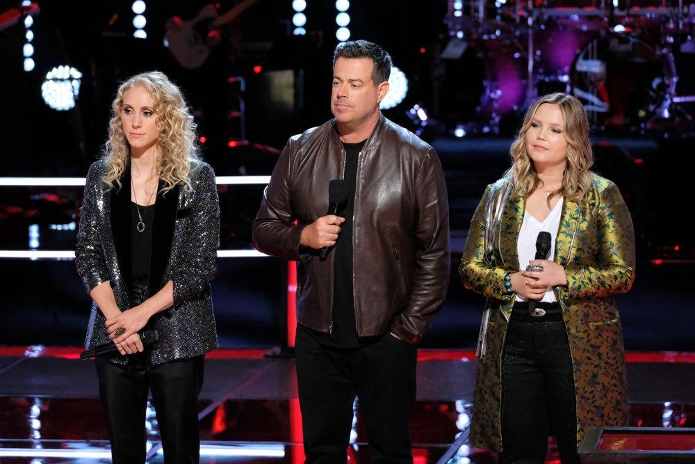 The Voice Recap: Blake Shelton Makes Tough Cut Between Cali Wilson and EllieMae