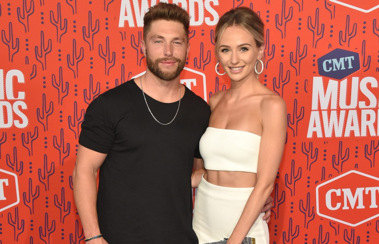 Chris Lane Marries Lauren Bushnell in Nashville