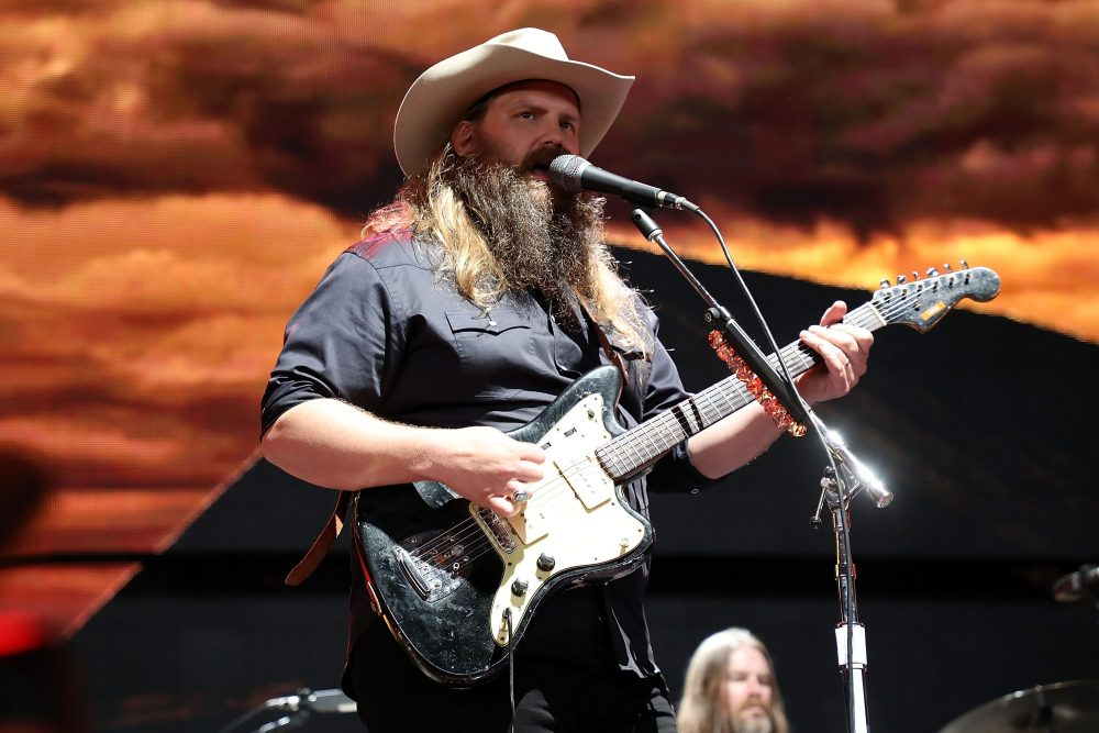 Chris Stapleton Plans 'A Concert for Kentucky' Stadium Benefit