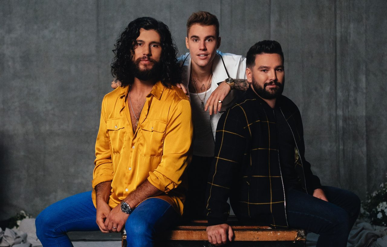 Dan + Shay and Justin Bieber Team Up for Glossy '10,000 Hours'