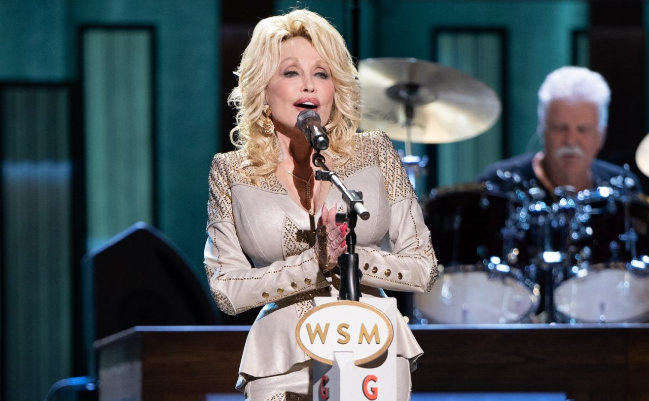 Dolly Parton Celebrates 50th Anniversary As An Opry Member
