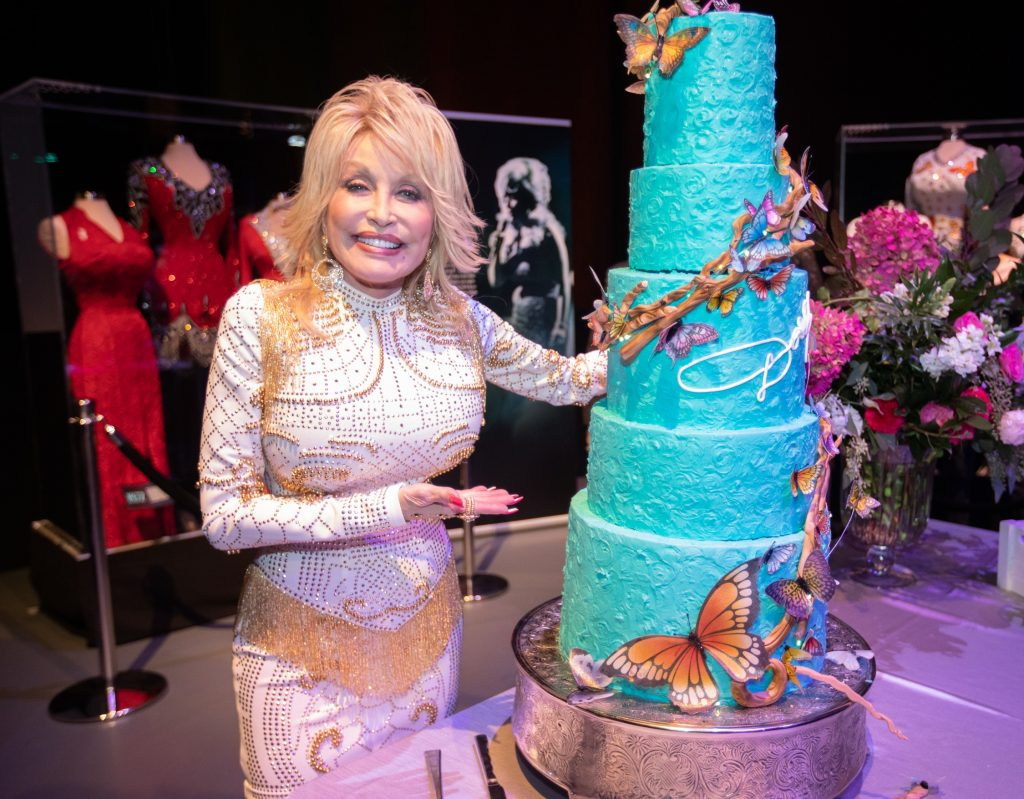Dolly Parton celebrates her 50th anniversary as a Grand Ole Opry member; © Grand Ole Opry | Photo by Chris Hollo