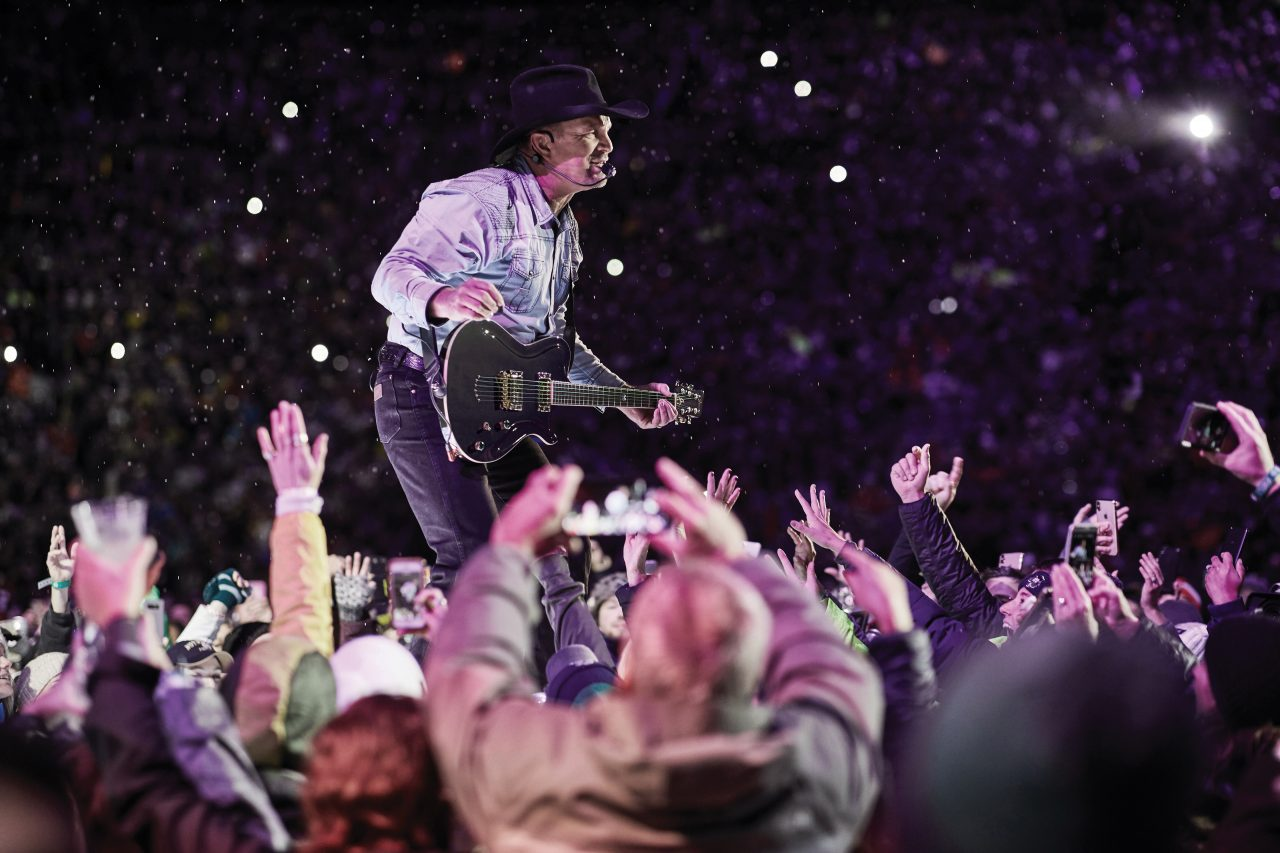 Garth Brooks' Life and Career to Get the A&E 'Biography' Treatment