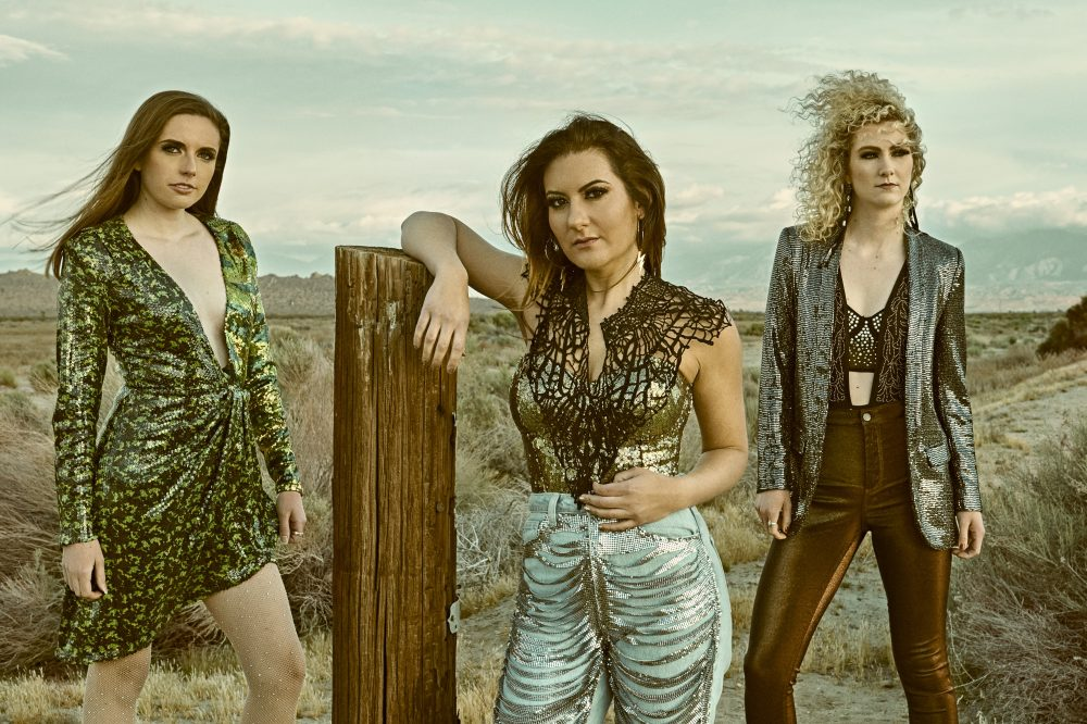 Honey County Release Smoky Lyric Video For 'Under Your Influence'