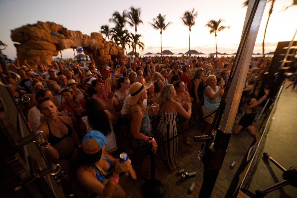 Island Hopper Songwriter Festival; Photo By Brian Tietz/Lee County CVB
