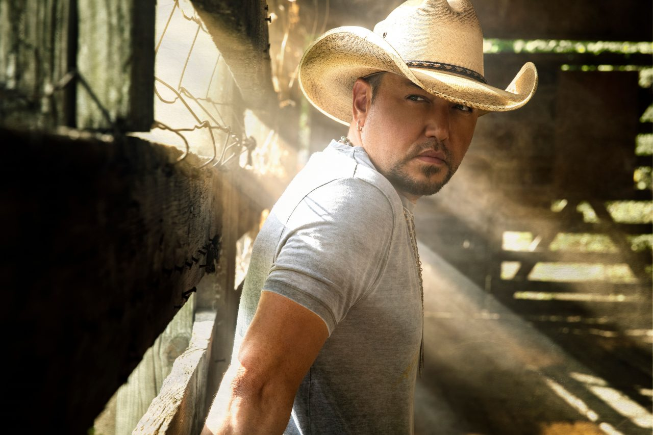Jason Aldean Drops Regret Filled 'Blame It On You' as Next Single