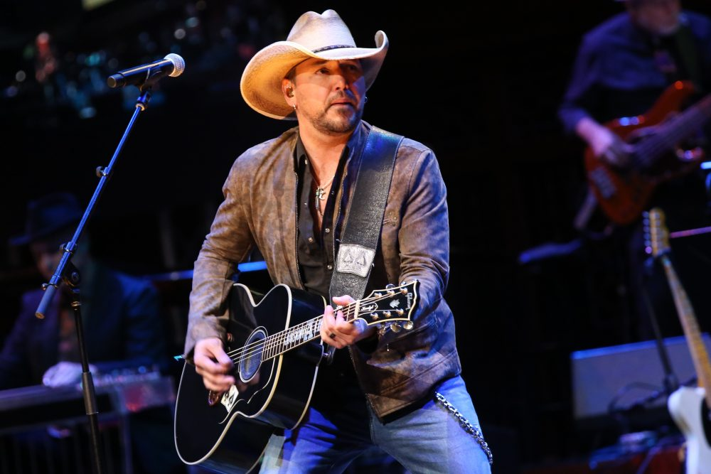 Jason Aldean Predicts Emotionally-Charged Return to Las Vegas