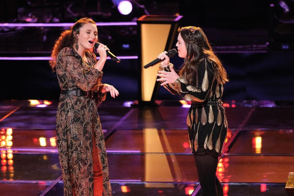 The Voice Recap: Josie Jones and Kat Hammock Battle for Spot on Blake Shelton's Team