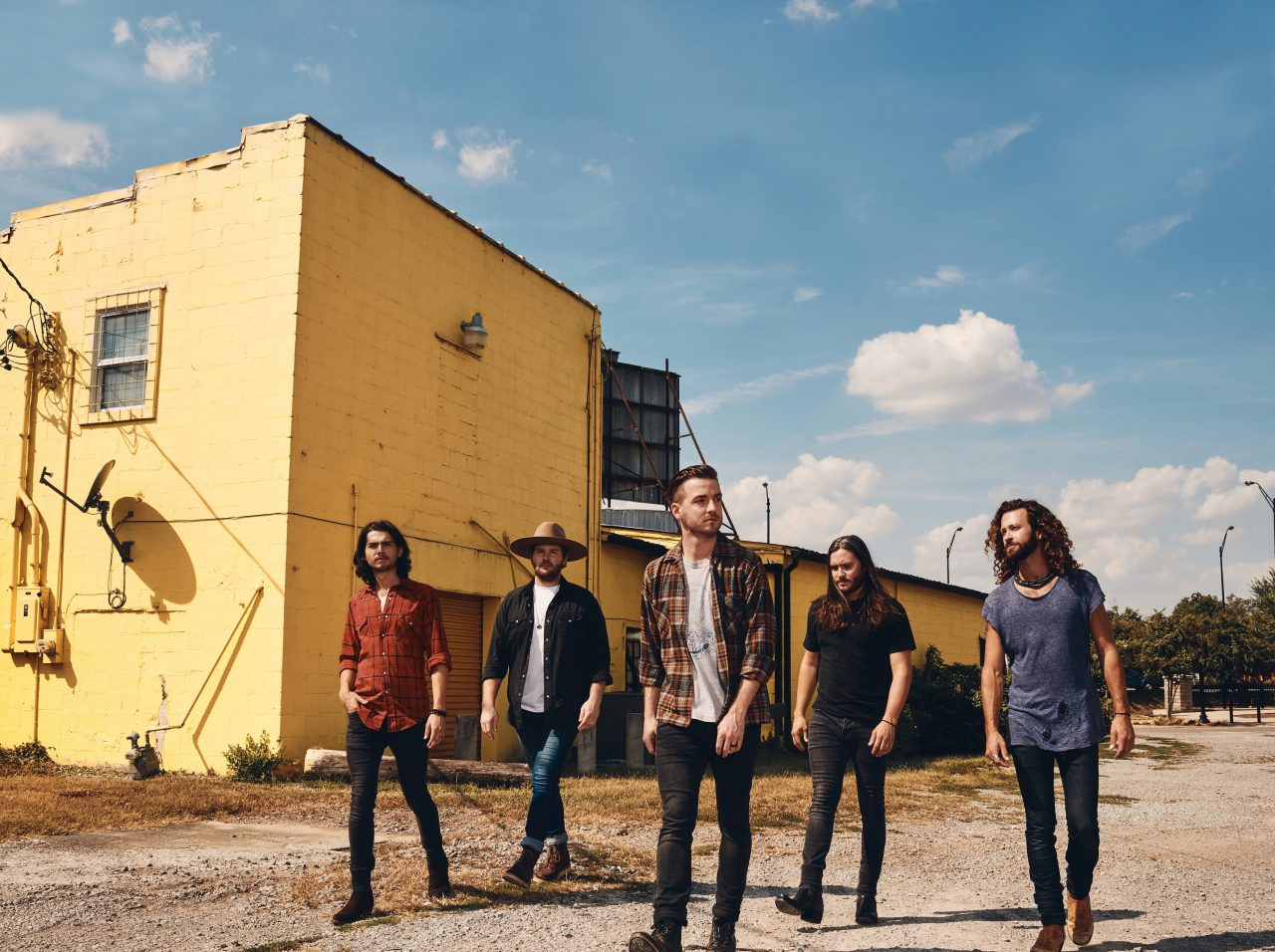 LANCO Offer Double Shot of New Tunes, 'What I See' and 'Old Camaro'
