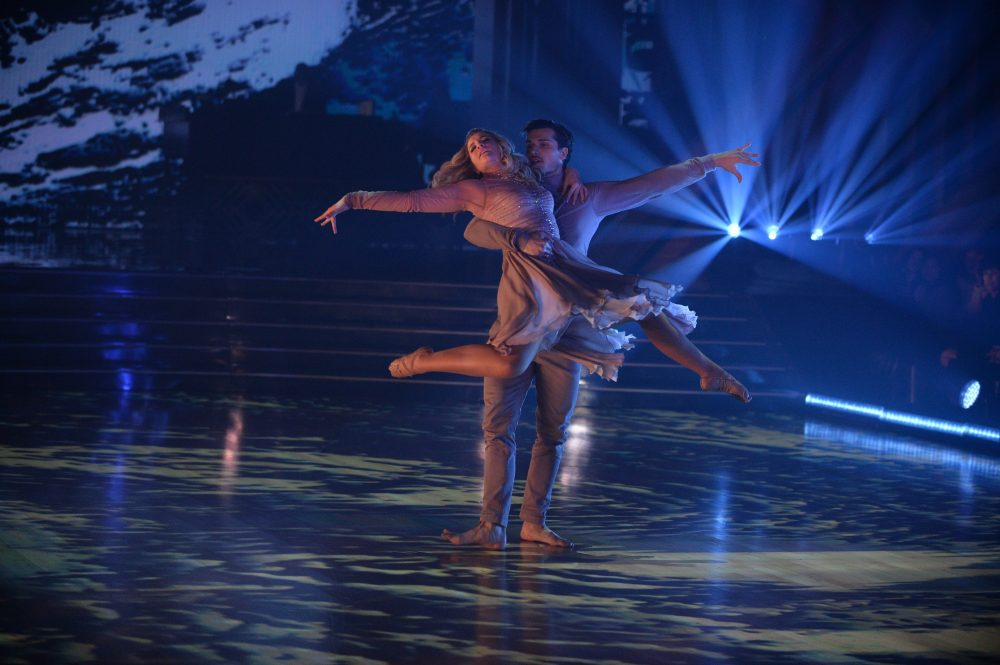 Dancing With the Stars: Lauren Alaina Earns Her Highest Score With Contemporary Dance Dedicated to Late Stepfather