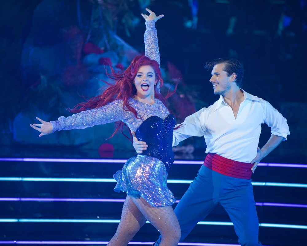 Dancing with the Stars: Lauren Alaina Goes 'Under the Sea' on Disney Night