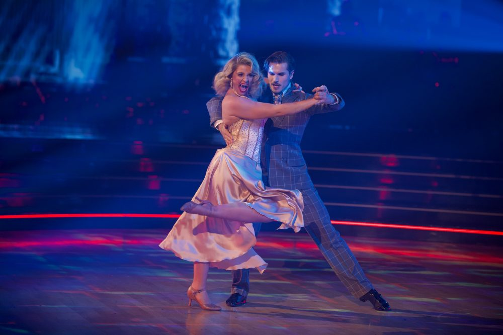 Dancing with the Stars: Watch Lauren Alaina's Vampire Inspired Argentine Tango