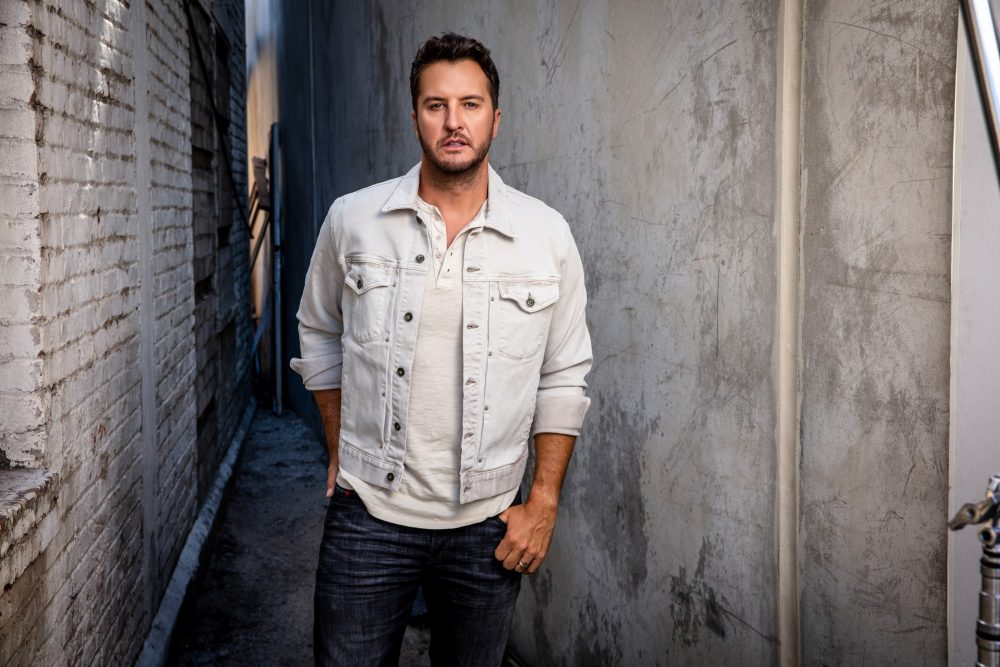 Luke Bryan Scores 24th Number One With 'What She Wants Tonight'