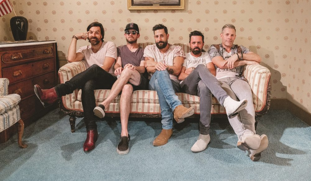 Old Dominion Release Three Pack of 'New Old' Songs