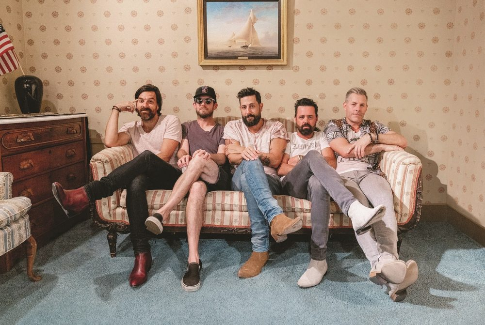 Old Dominion Roar Back With New 'Meow Mix' Album