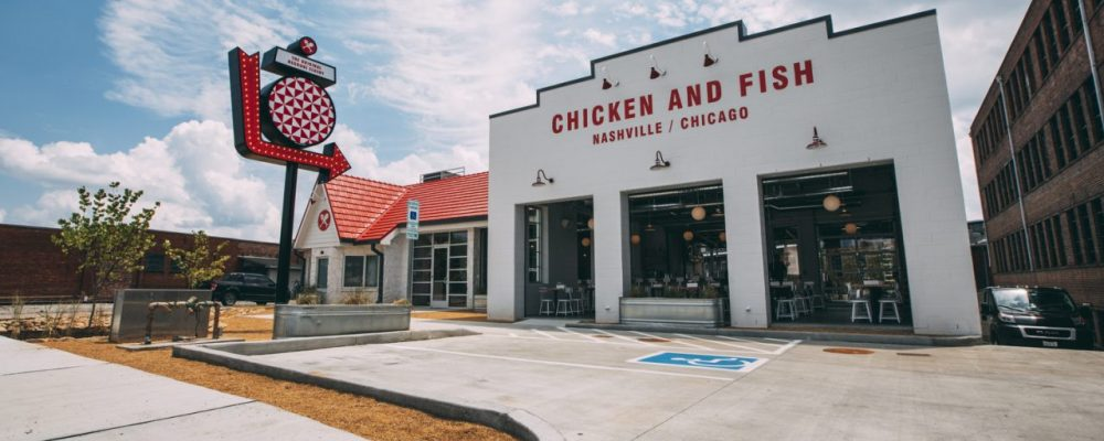 Fried Fare, Southern Comfort and Boozy Slushys: Parson's Chicken & Fish Has It All