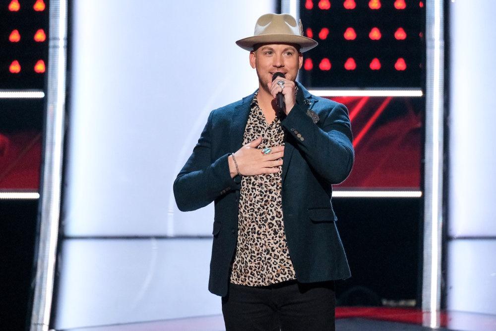 The Voice Recap: Watch Nashville's Ricky Braddy Sing Brandi Carlile's 'The Story'