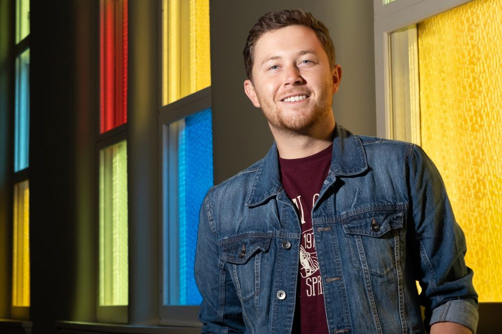 Scotty McCreery to Play Historic Ryman Auditorium in March