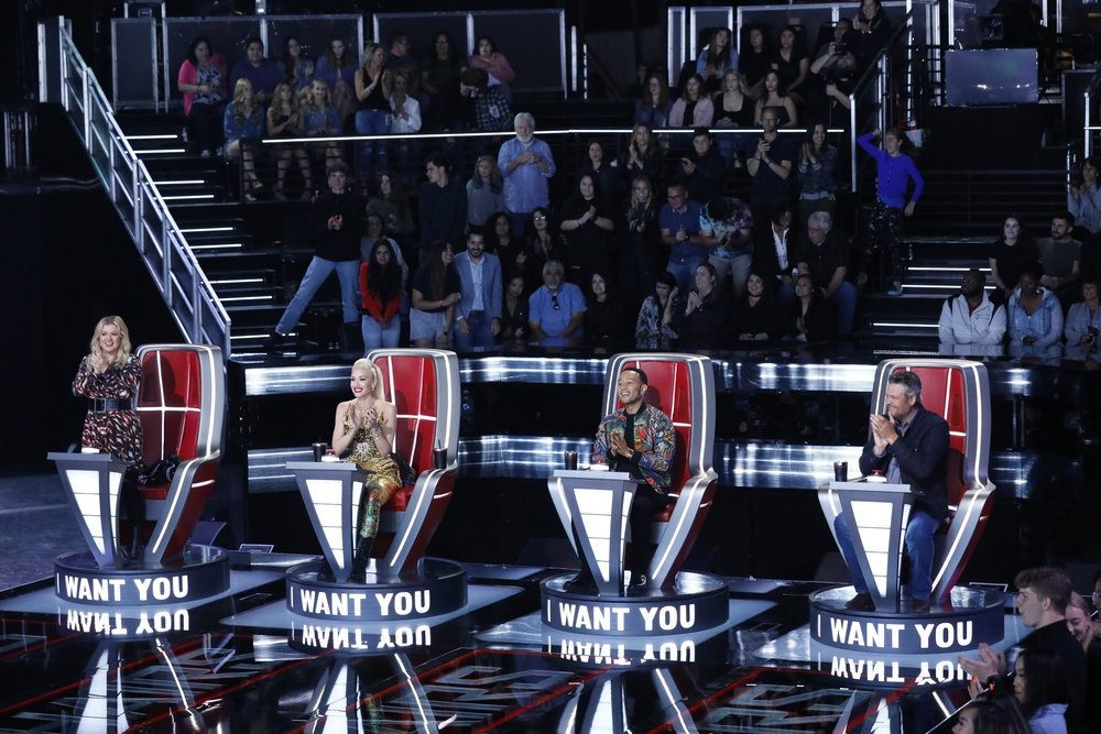 The Voice Recap: Blake Shelton Earns Four-Chair Turn Contestant Cali Wilson