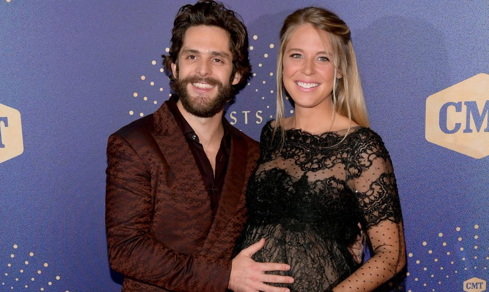 Thomas Rhett and Lauren Akins Welcome Baby Girl, Lennon Love