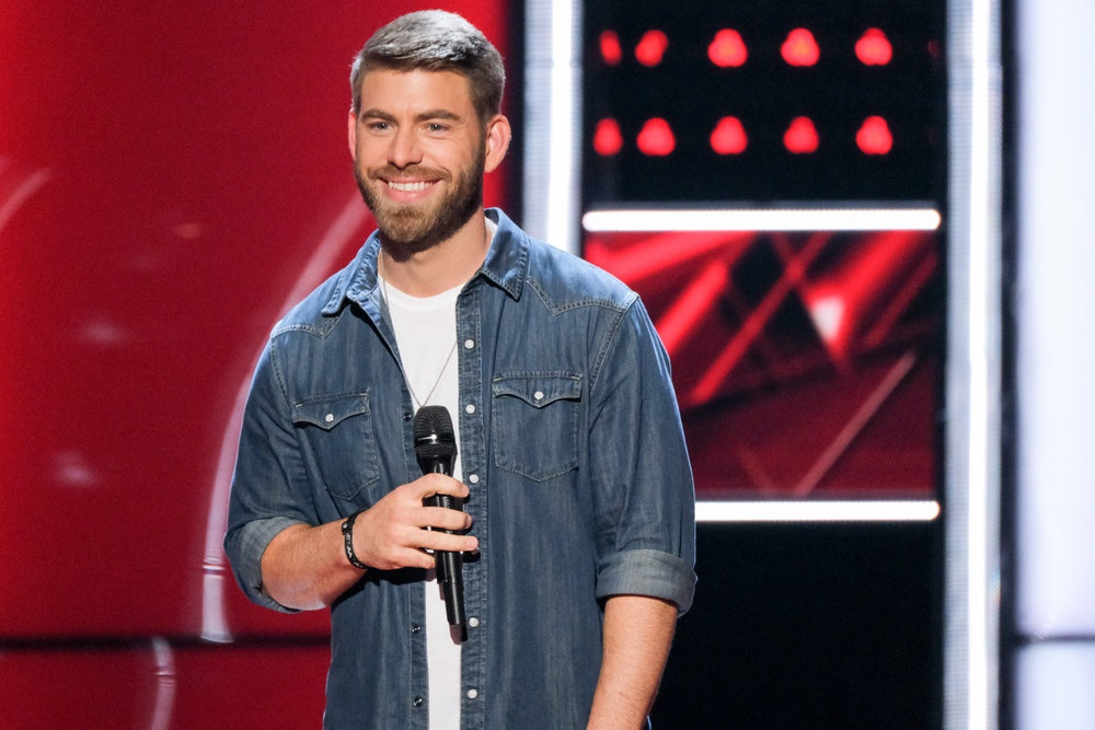 The Voice Recap: Watch Zach Bridges Sing Blake Shelton's 'Ole Red'