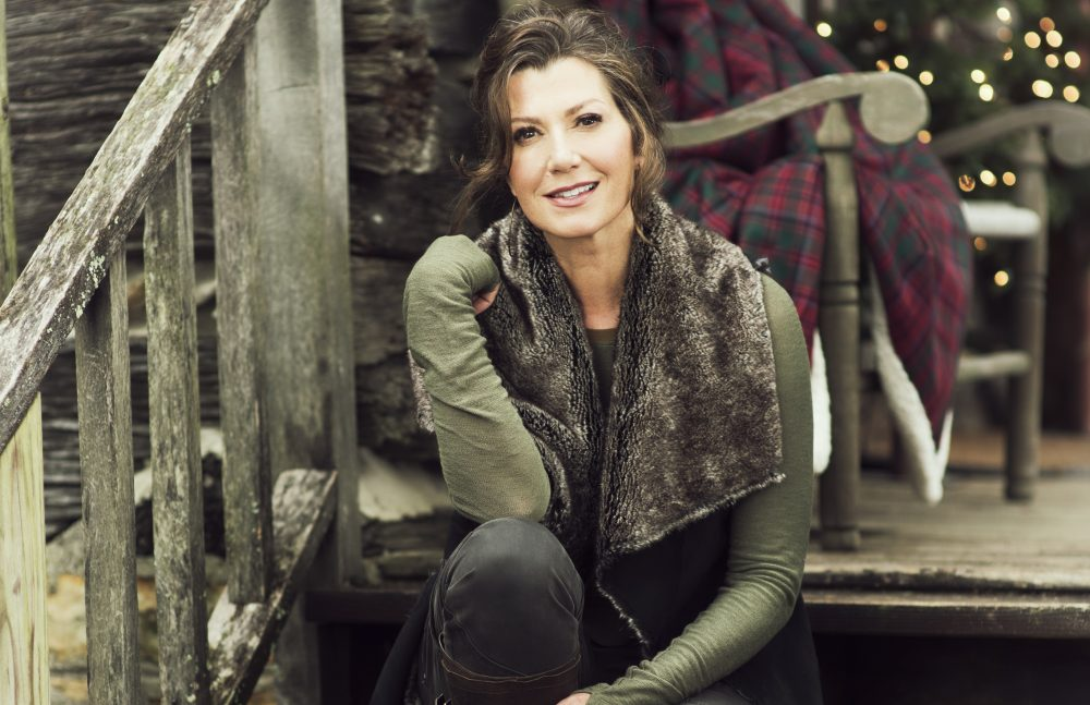 Amy Grant Takes Over the Holidays with a Special Christmas Playlist