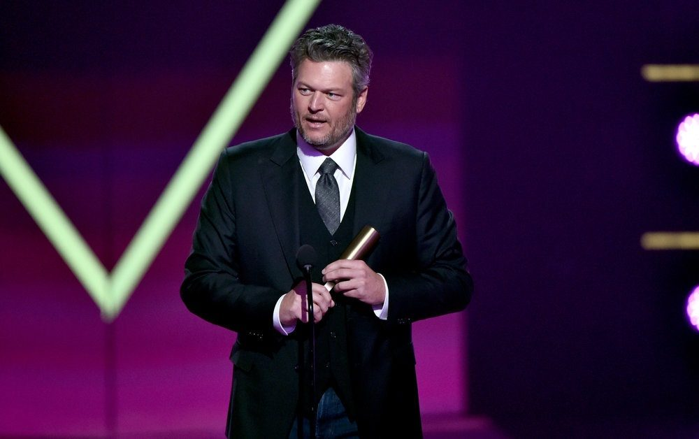 Blake Shelton, Kelsea Ballerini Rep Country at People's Choice Awards