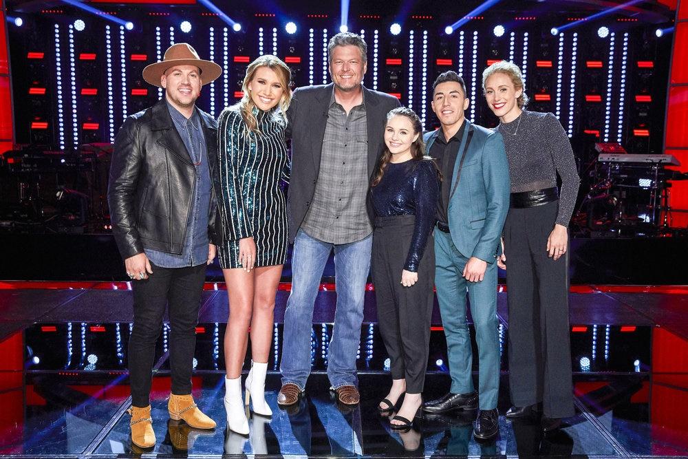 The Voice Recap: Meet Blake Shelton's Full Team Heading into Live Rounds