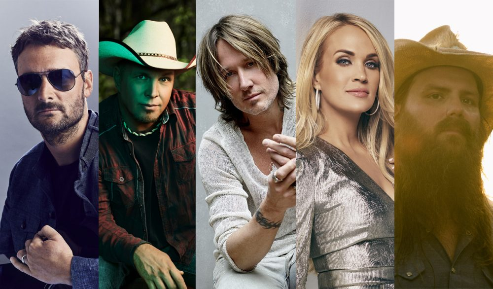 CMA Awards: Who Should Be the Next Entertainer of the Year?