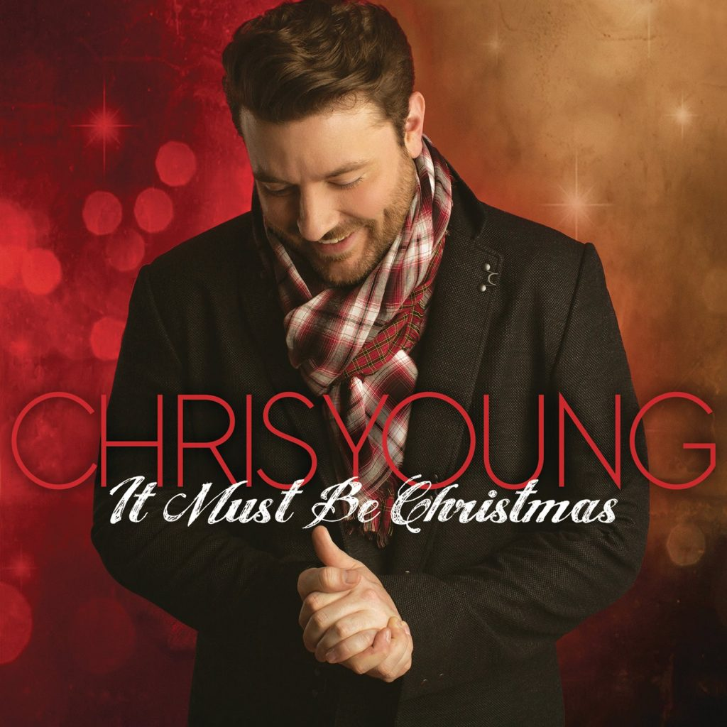 Chris Young; Cover art courtesy of Sony Music Nashville