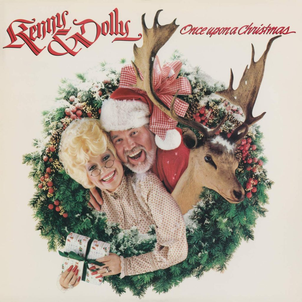 Dolly Parton and Kenny Rogers; Cover art courtesy of SMG