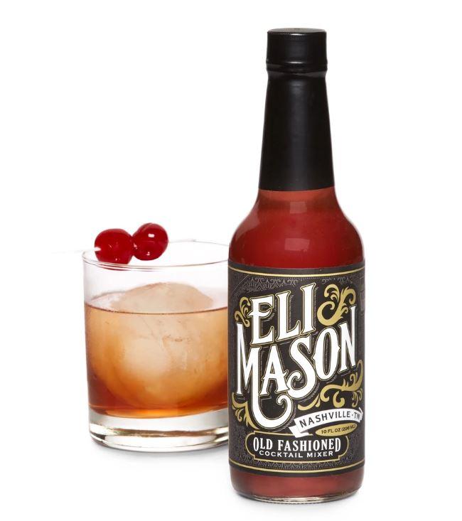 Eli Mason Old Fashioned; Photo courtesy of Eli Mason