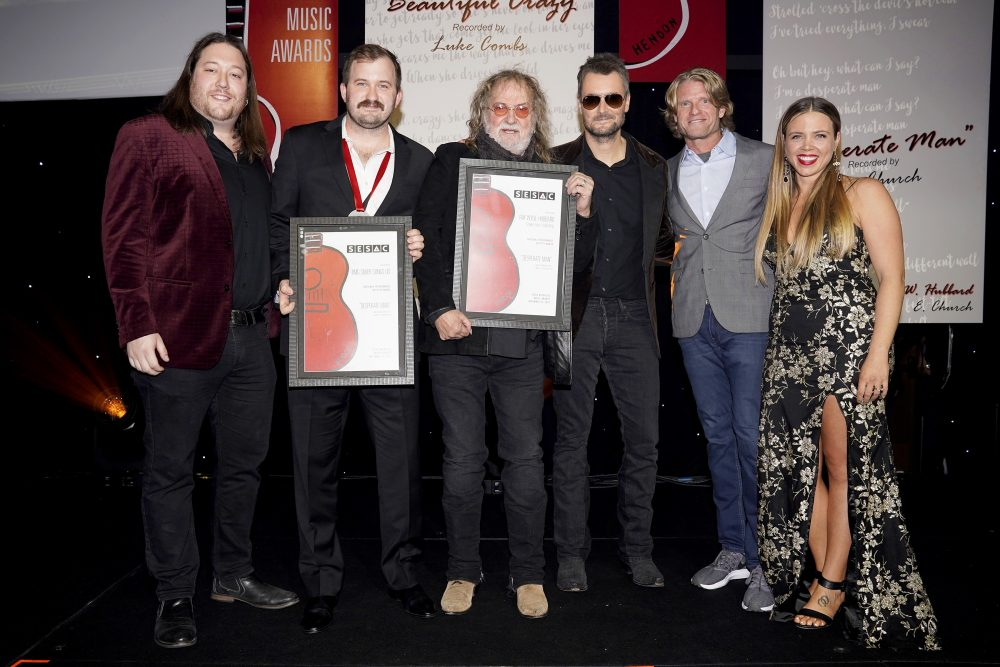 Ray Wylie Hubbard, Eric Church, Blanco Brown and Jimmie Allen Wow SESAC's 2019 Nashville Music Awards