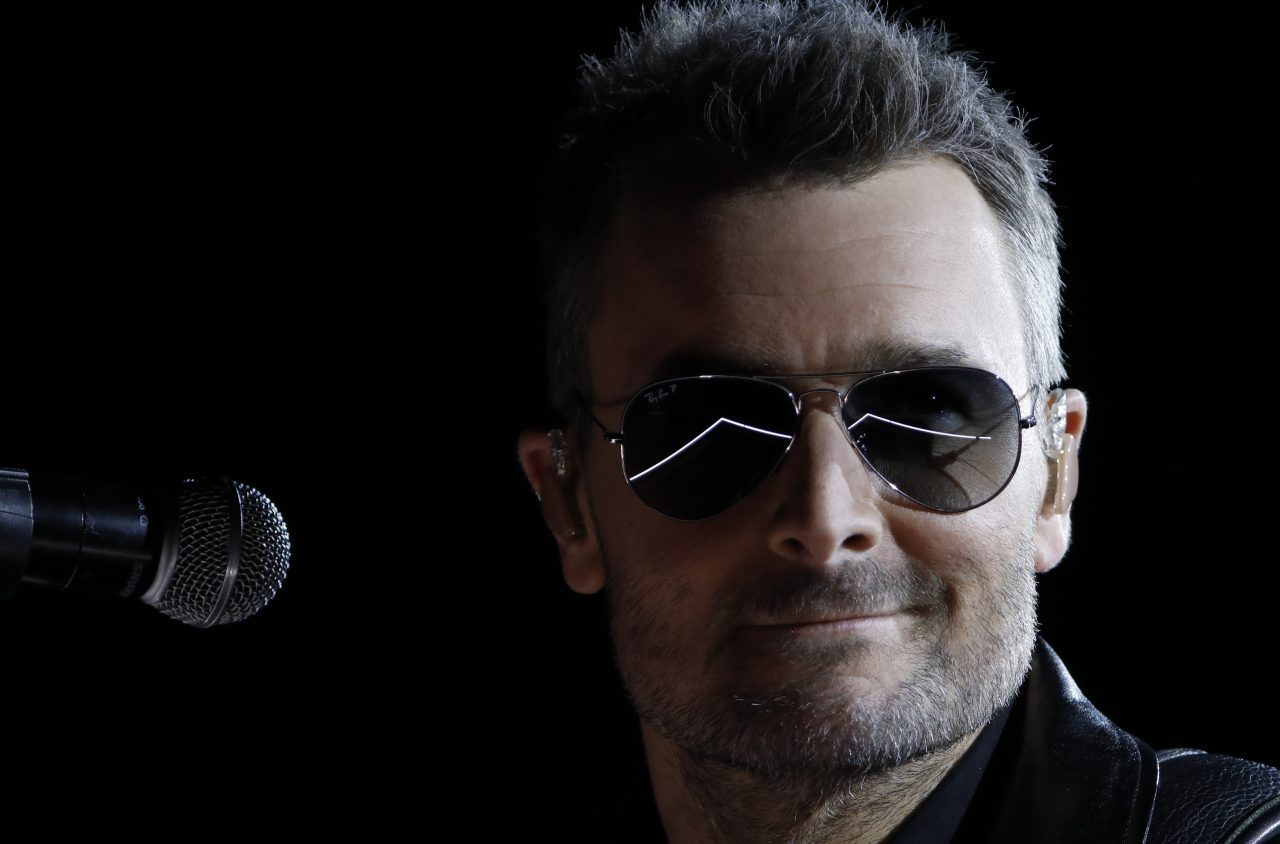 Eric Church is Strong and Steady With 'Some of It' at 2019 CMA Awards