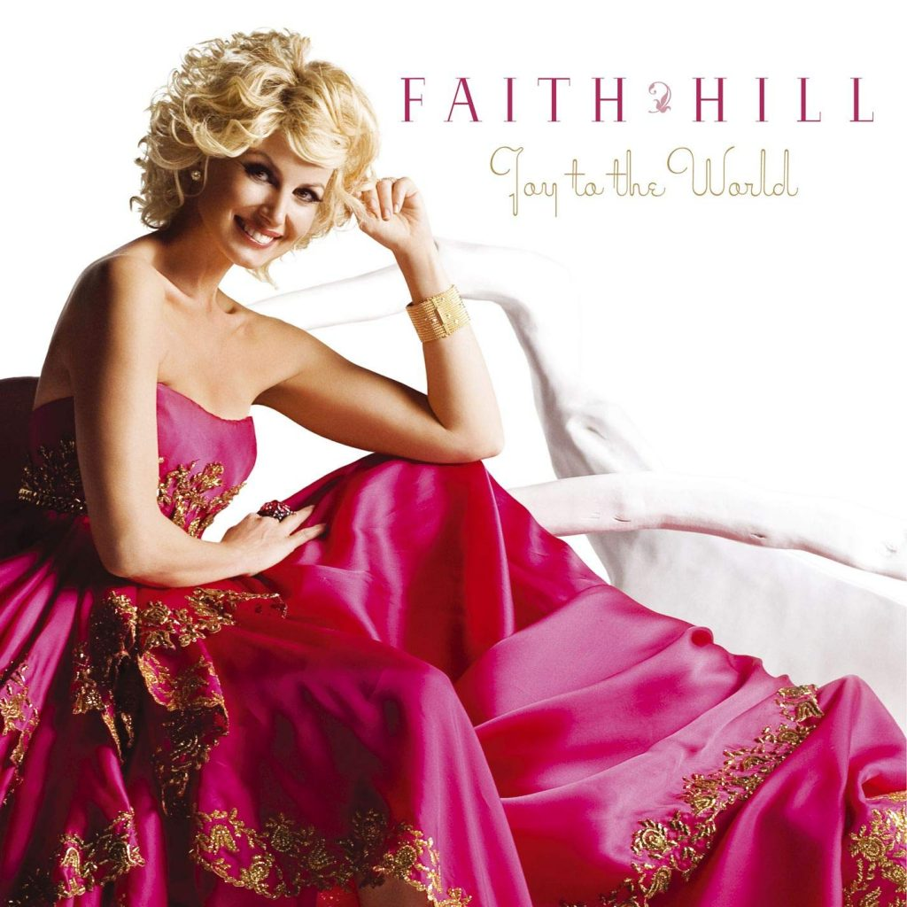 Faith Hill; Cover art courtesy of Warner Bros.
