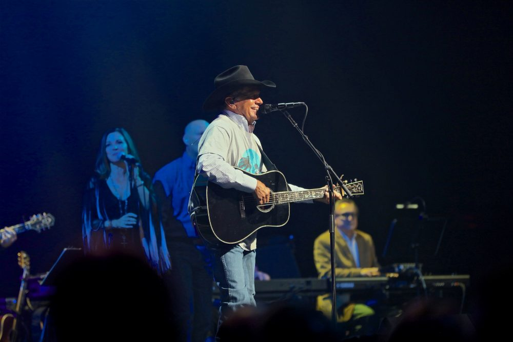George Strait Raises $1.5 Million for Bahamas Hurricane Recovery