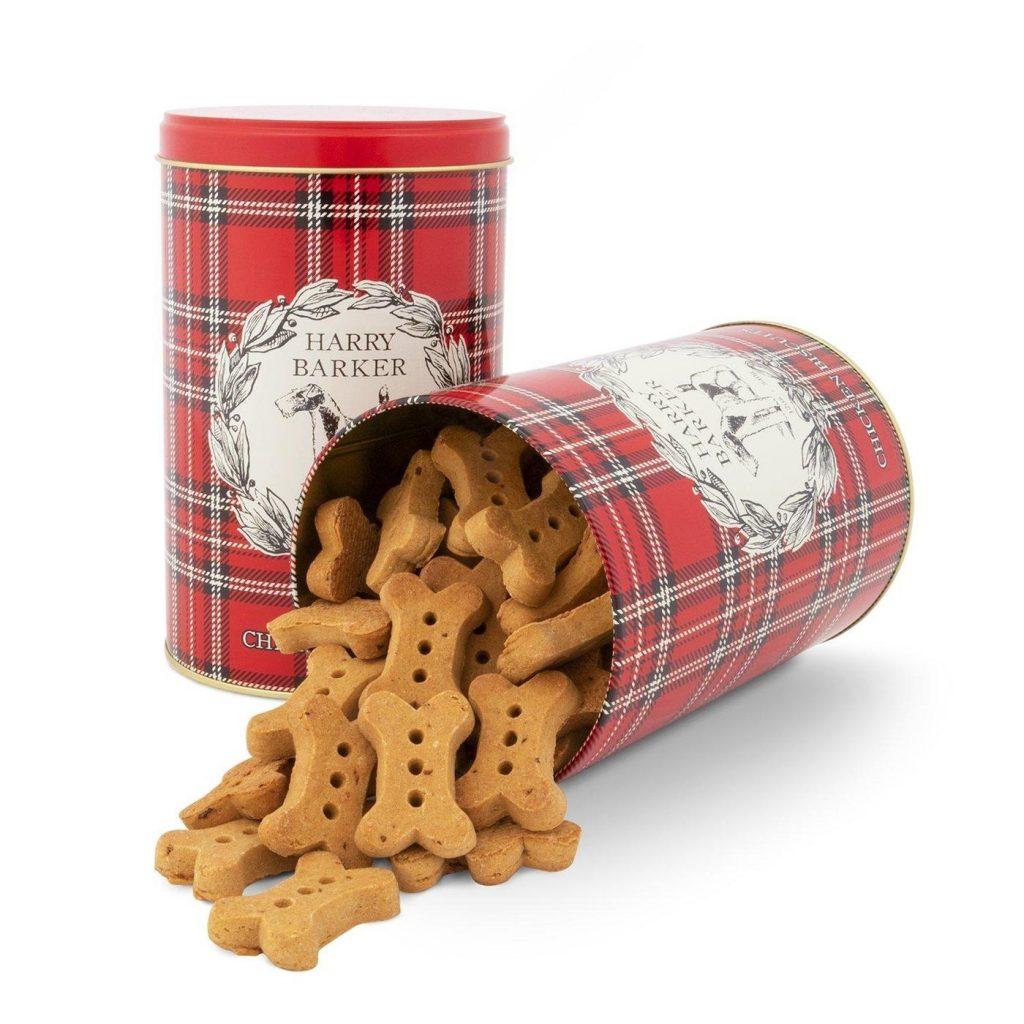 Biscuits au poulet Harry Barker; Photo gracieuseté de Harry Barker