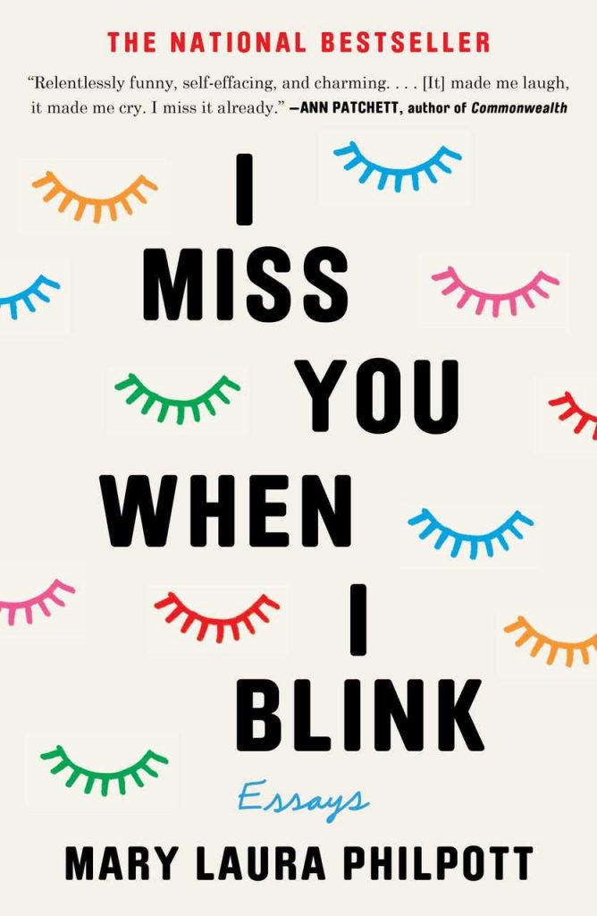 I Miss You When I Blink; Photo courtesy of Indie Bound