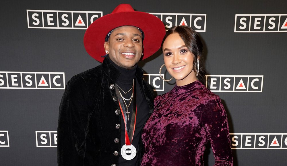Jimmie Allen and Fiancee Alexis Gale Are Expecting a Baby Girl