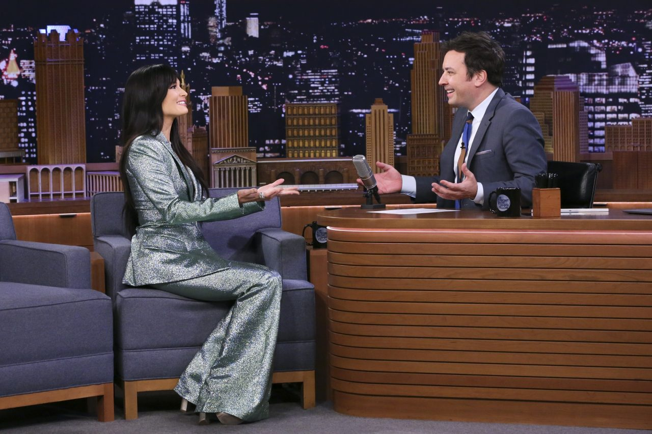 See 9-Year-Old Kacey Musgraves Sing 'Rainbow Connection' on 'Fallon'