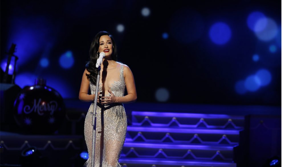Kacey Musgraves Christmas Special Coming to Amazon