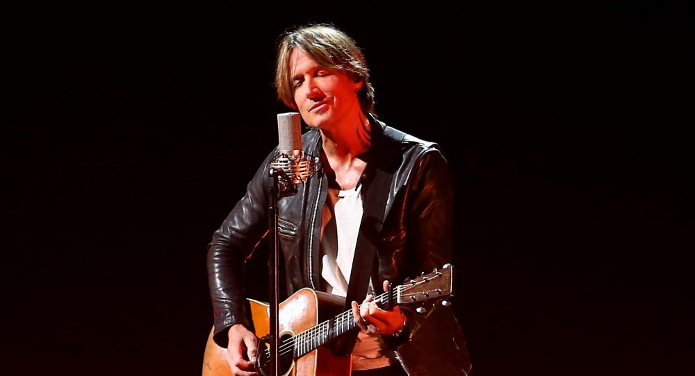 Keith Urban Turns the Tables on 'We Were' at CMA Awards