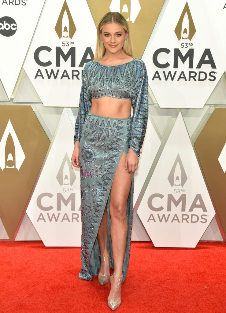 NASHVILLE, TENNESSEE - NOVEMBER 13: Kelsea Ballerini attends the 53rd annual CMA Awards at the Music City Center on November 13, 2019 in Nashville, Tennessee. (Photo by John Shearer/WireImage,)