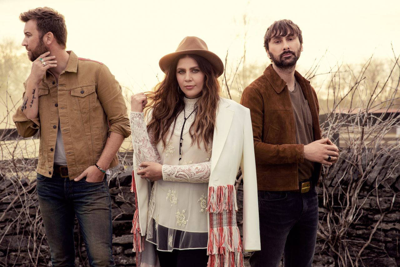 Lady Antebellum Are Breaking Free With 'Ocean'