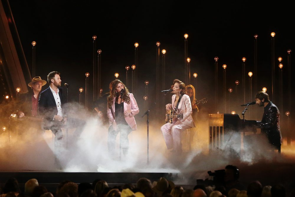 Lady Antebellum and Halsey Deliver Haunting Performance at 2019 CMA Awards