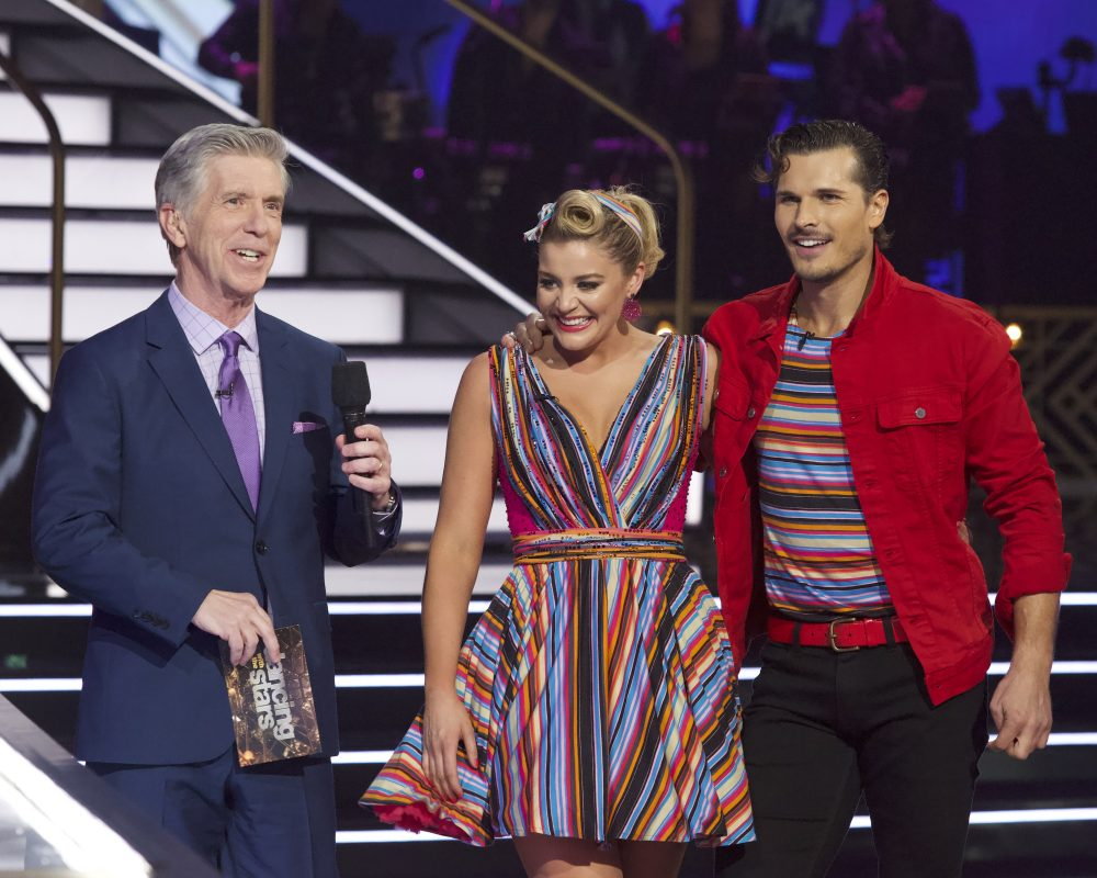 Dancing with the Stars: Lauren Alaina Honors Grandmother With Elvis Jive
