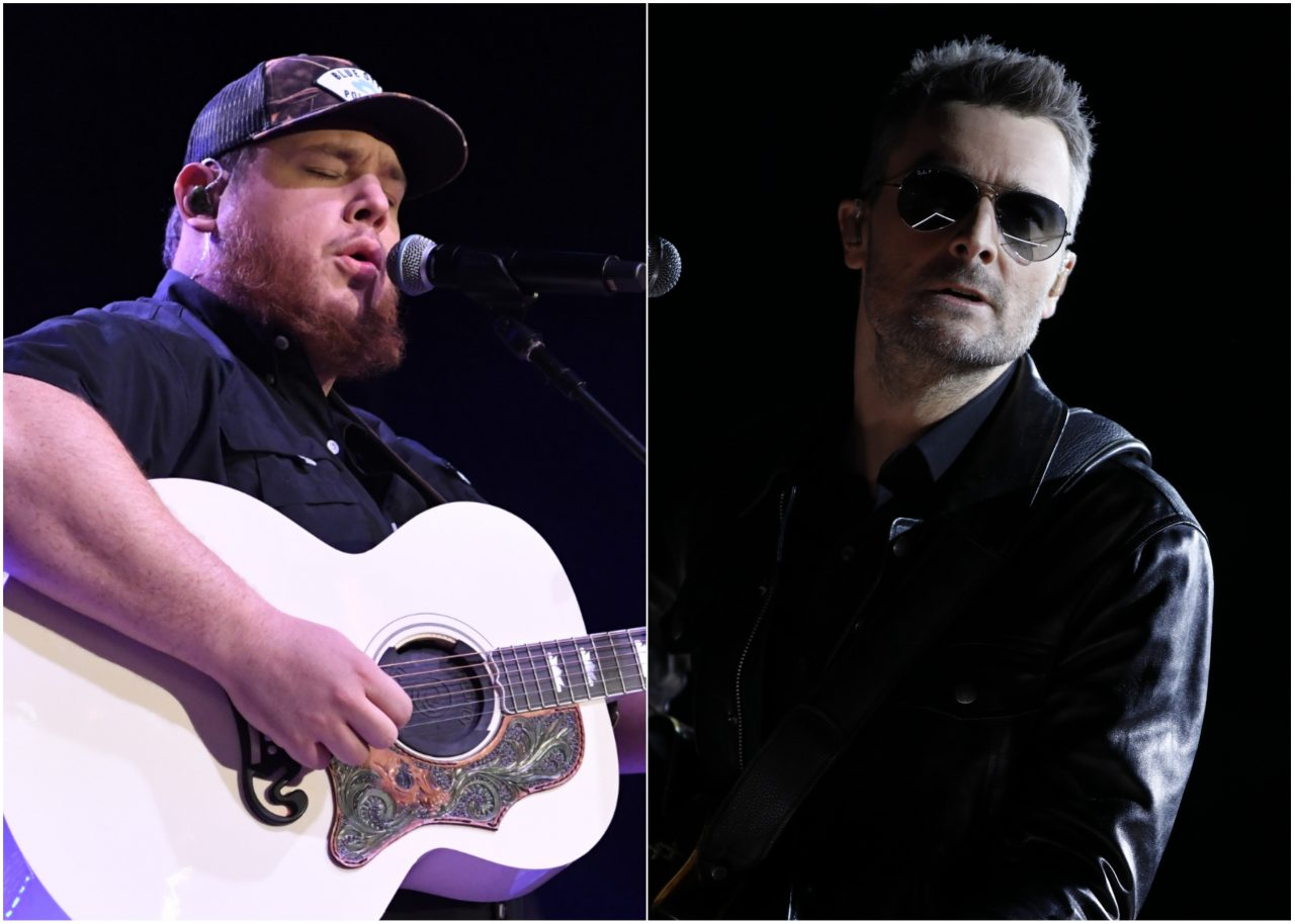 Why Eric Church Was the Right Person to Sing 'Does to Me' With Luke Combs