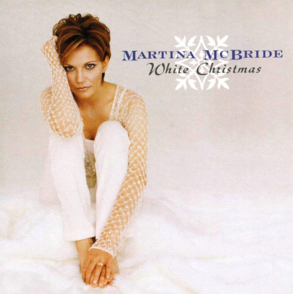Martina McBride; Cover art courtesy of RCA Records