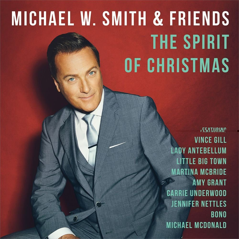 Michael W. Smith; Cover art courtesy of Michael W. Smith