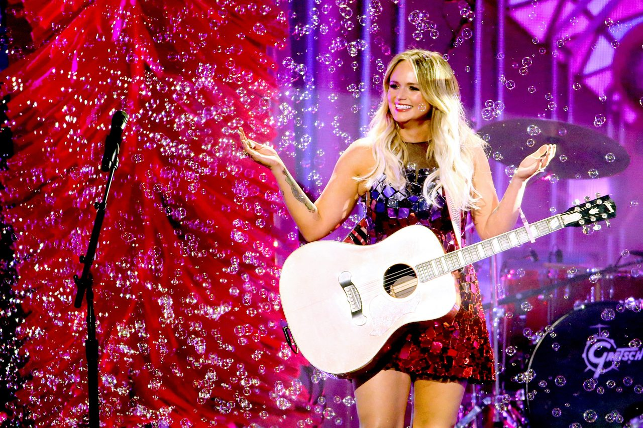 See Miranda Lambert's CMA Spin Through 'All Comes Out in the Wash'